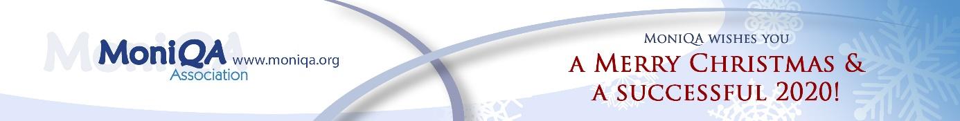 MoniQA Newsletter Header