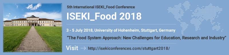 ISEKI_Food 2018